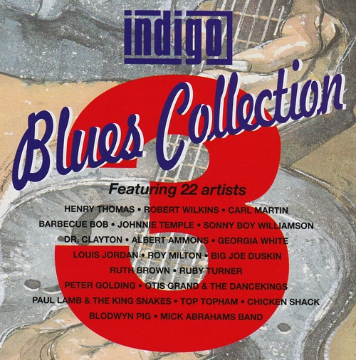 the blues collection cover